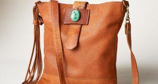 ALVARADO CROSSBODY Bag from Sundance Catalog -- Handmade in Texas using time-hon...