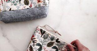 Japanese knot bag   Indigobird