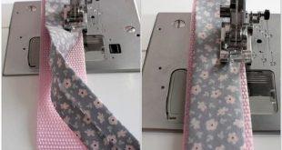 DIY-Anleitung: Verstellbaren Taschenträger nähen via DaWanda.com