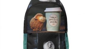 Inspirational Sheep Backpack Motivational Pack Book Bag School Positive Women Men Teen Backpack Kids Gift Saying Travel