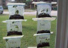 Mit diesen 12 Ideen lernt man Kinder sich fürs Gärtnern zu begeistern! - #bege...