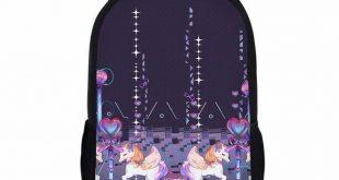 (eBay Sponsored) Horse Designer Teen Backpack School Bag Student Girls Womens Sh...