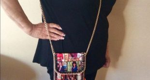 🆕 The obamas crossbody Purse 👜 Brand new with tags  Shoulder bag with gold...