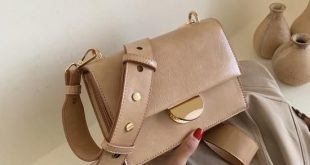 Solid Color Vintage Leather Crossbody Bags For Women 2019 Simple Style Handbags and Purses Luxury Quality Fashion Handbags - Green 20cmx14cm x7cm