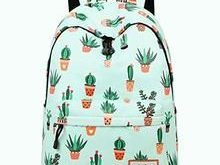 Backpack - Cactus Print