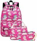 Backpack for School Girls Teens Bookbag Set Kids School Bag 15 inches Laptop ......