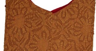 Bourbon Floral Messenger Boho Bag