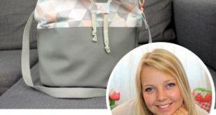 Bucket Bag nähen - kostenloses Schnittmuster & Anleitung