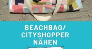 Cityshopper/Beachbag nähen