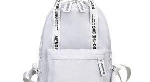 Cute Women Preppy Bags For Teenagers Female