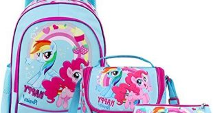 Enjoy exclusive for SEDEX School Backpacks Teens Unicorn School Bags Travel Waterproof Backpack Lunch Bag Snack Bag Pencil Case Bookbags Set Canvas Bag Preschool Student online