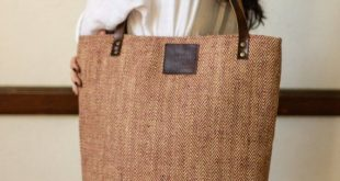 FREE SHIPPING / tote bag with pockets / large tote bags / tote bags for women / red