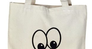 Googly Eye Zipper Tote, #googly #zipper
