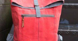 Noodlehead (US) / Printed Sewing Pattern / Range Backpack