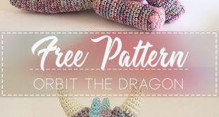 Orbit the Dragon - Pattern Kostenlos - Easy Crochet