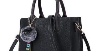 Super Trendy Box-style Casual Handbag