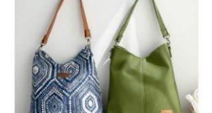 Take it to work tote bag - FREE pattern & tutorial