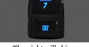 Teen Backpack Men School Bags for Teenagers Boys Book Bag Back Pack Ronaldo kids Bookbags for Children Cool back bag bagpack