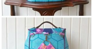 The Clover Convertible Bag pattern