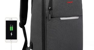 Tigernu Multifunction USB charging Backpack Travel Men 14 15.6 inch Laptop Bag B...