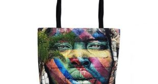 Tote Bag custom Street art shopping / beach Tote bag