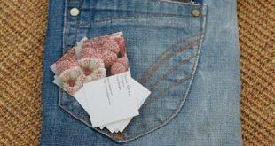 Umfunktionieren Alte Jeans – 17 Geist Weht DIY Ideen