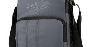 (ebay link) Men's Waterproof Shoulder Handbags Zipper Travel Small Messenger Bag...